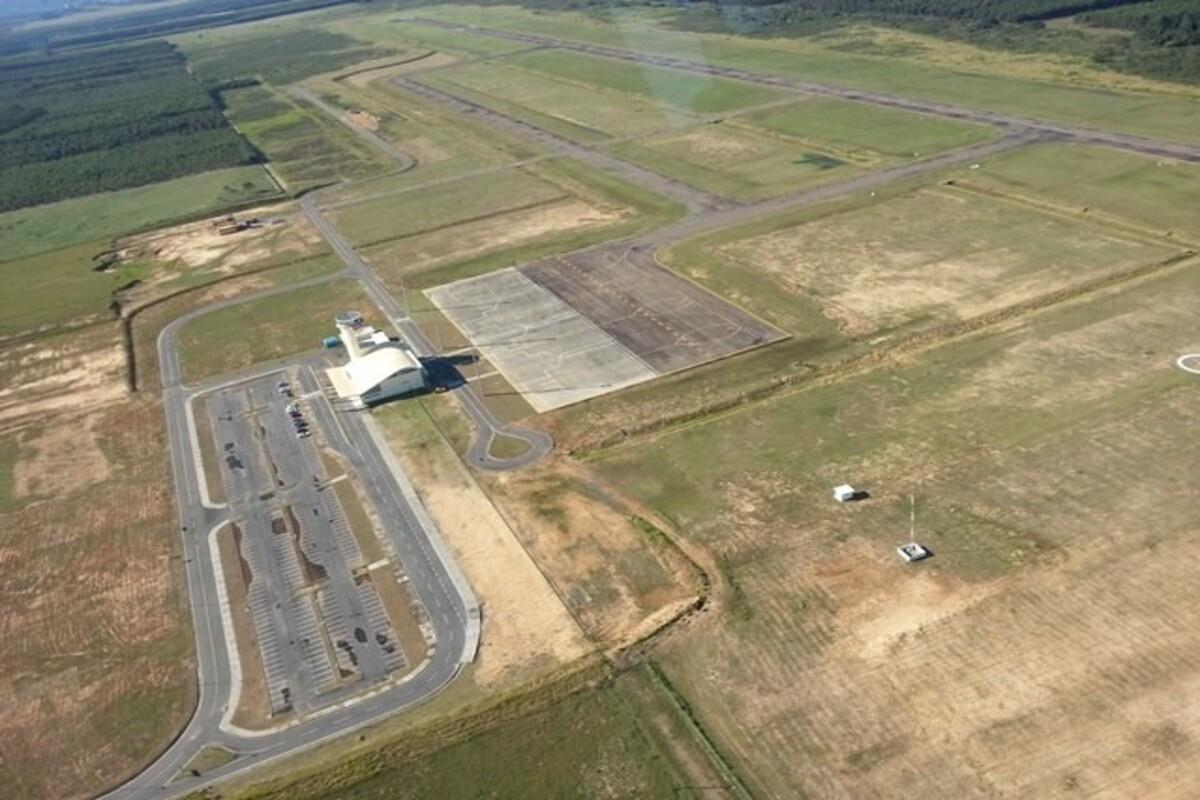 Aeroporto de Jaguaruna