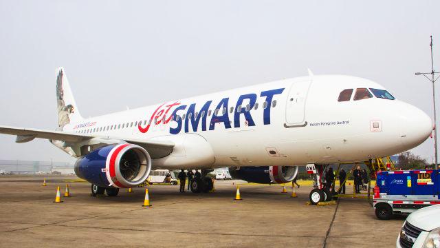 Airbus A320neo da JetSmart