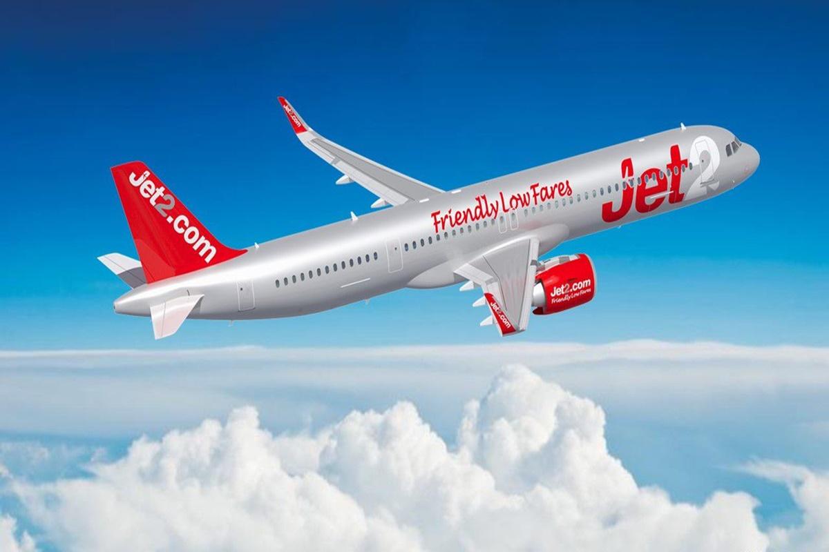 Airbus A321neo da Jet2.com