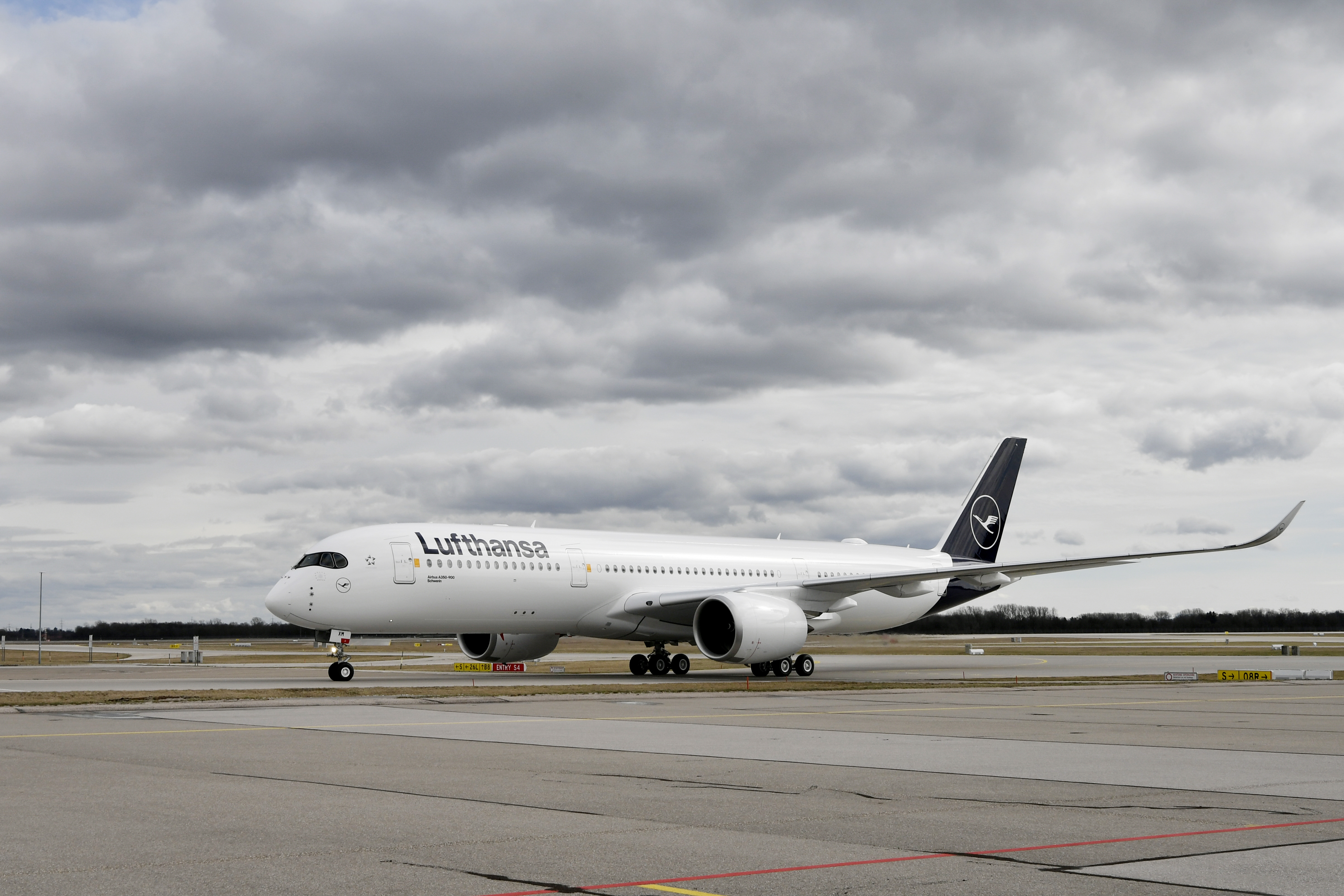 Airbus A350-900 da Lufthansa