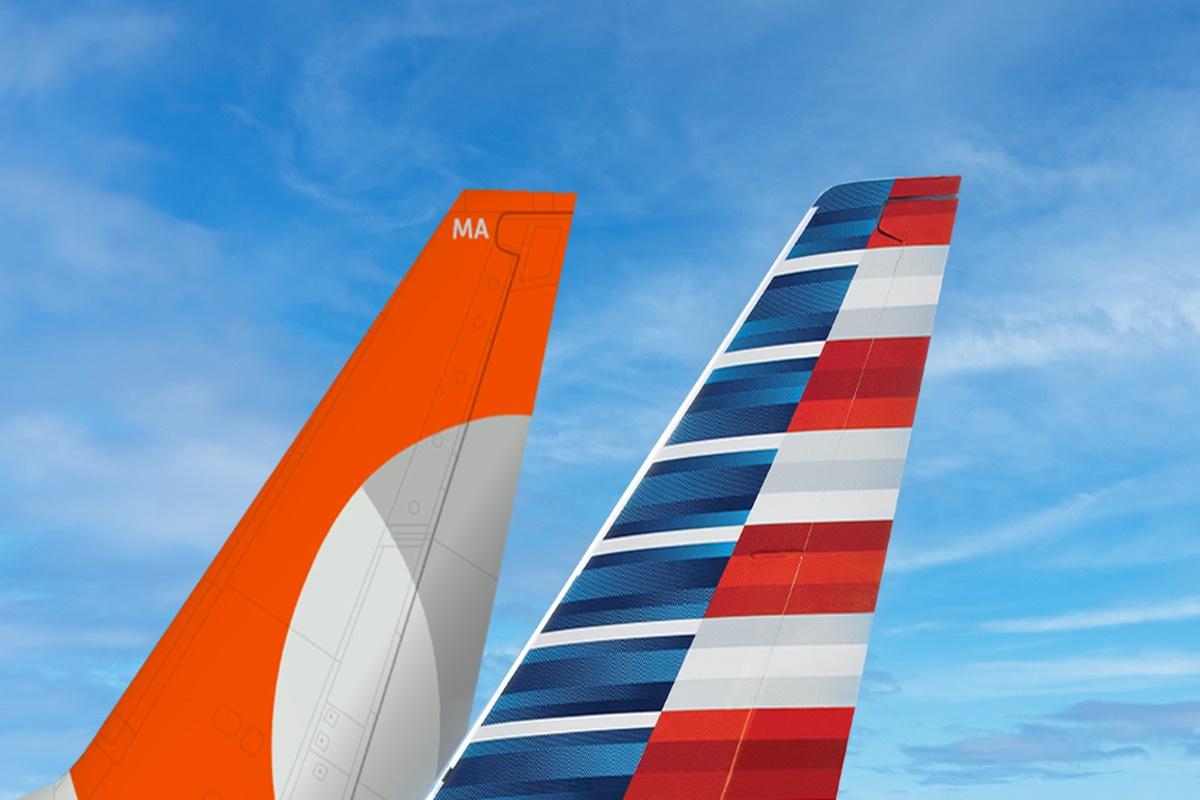 American Airlines e Gol Linhas Aéreas