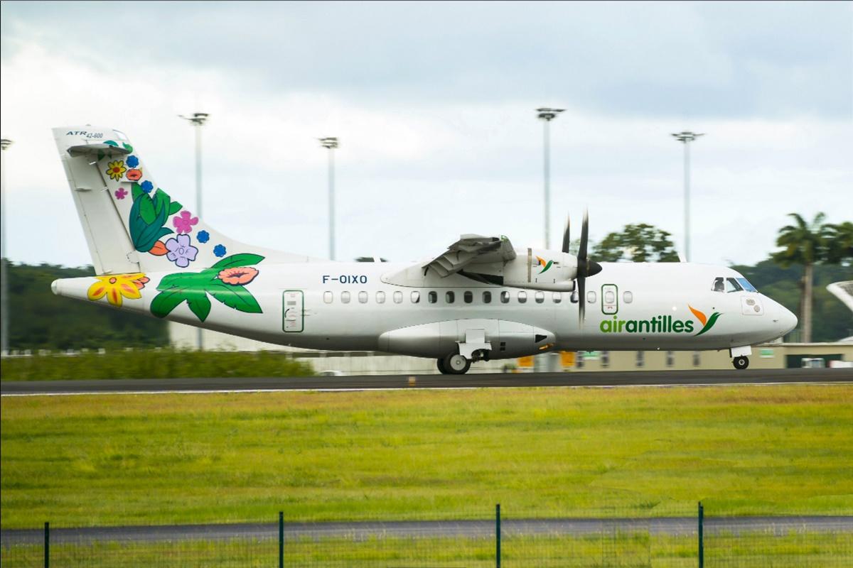 ATR 42 da Air Antilles Express