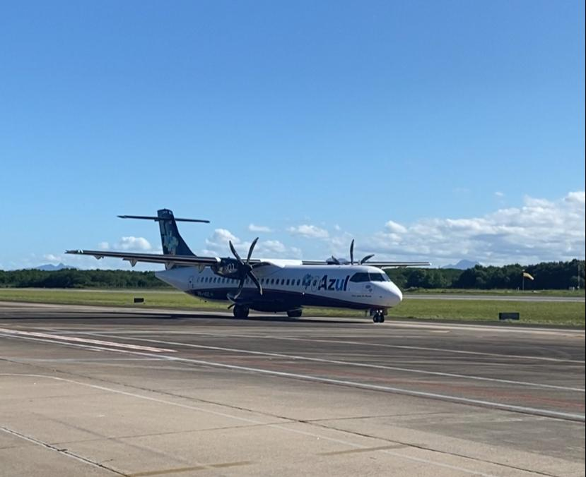 ATR 72-600 da Azul