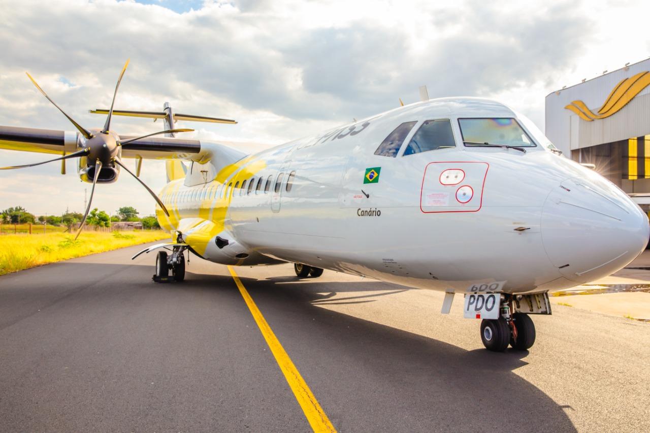 ATR 72-600 da Voepass