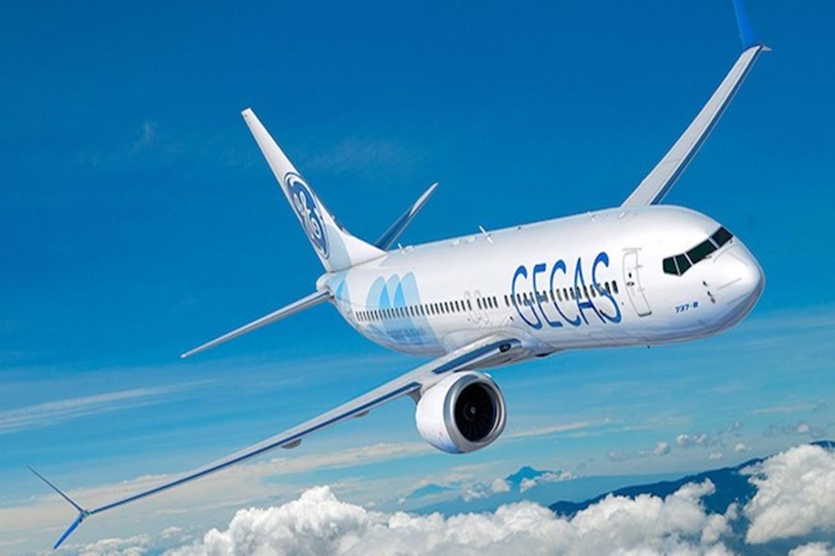 Boeing 737 MAX da Gecas