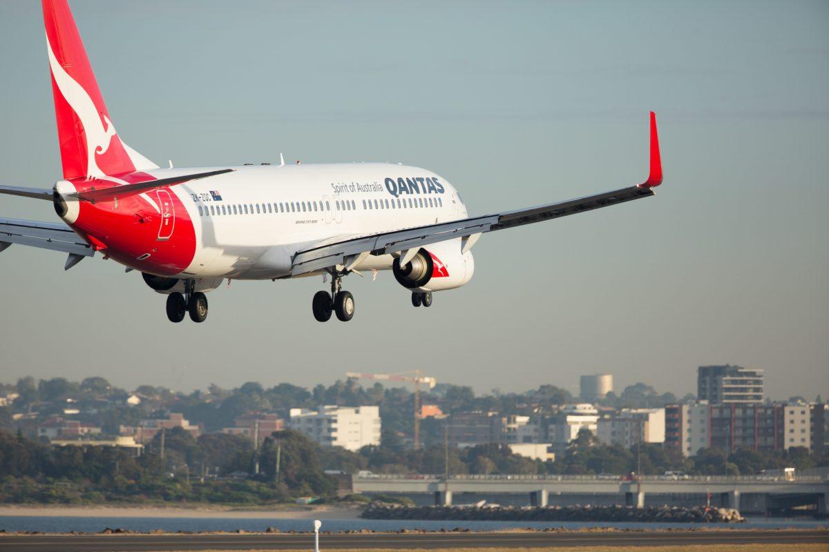 Boeing 737 da Qantas