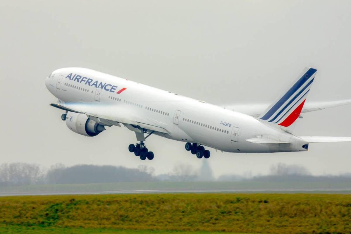 Boeing 777-200 da Air France
