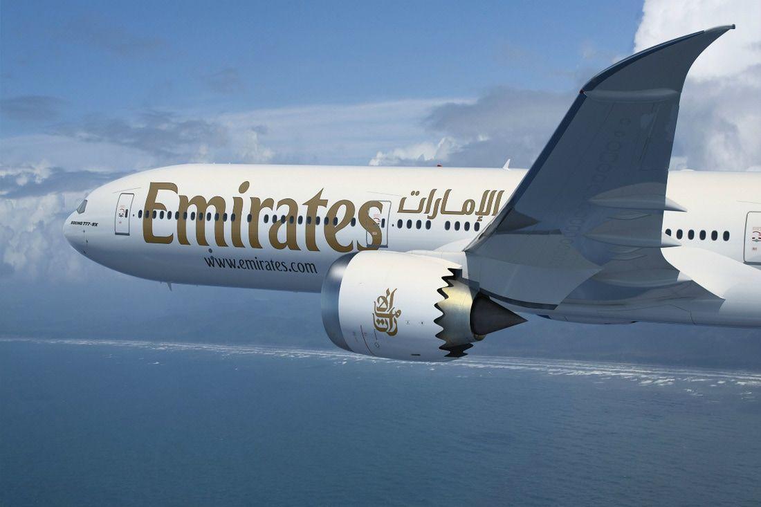 Boeing 777 da Emirates