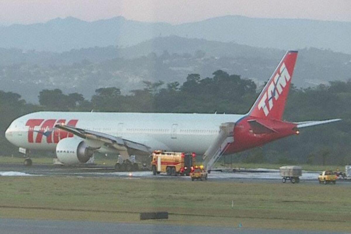 Boeing 777 da Latam
