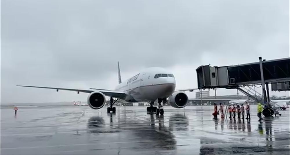 Boeing 777 da United