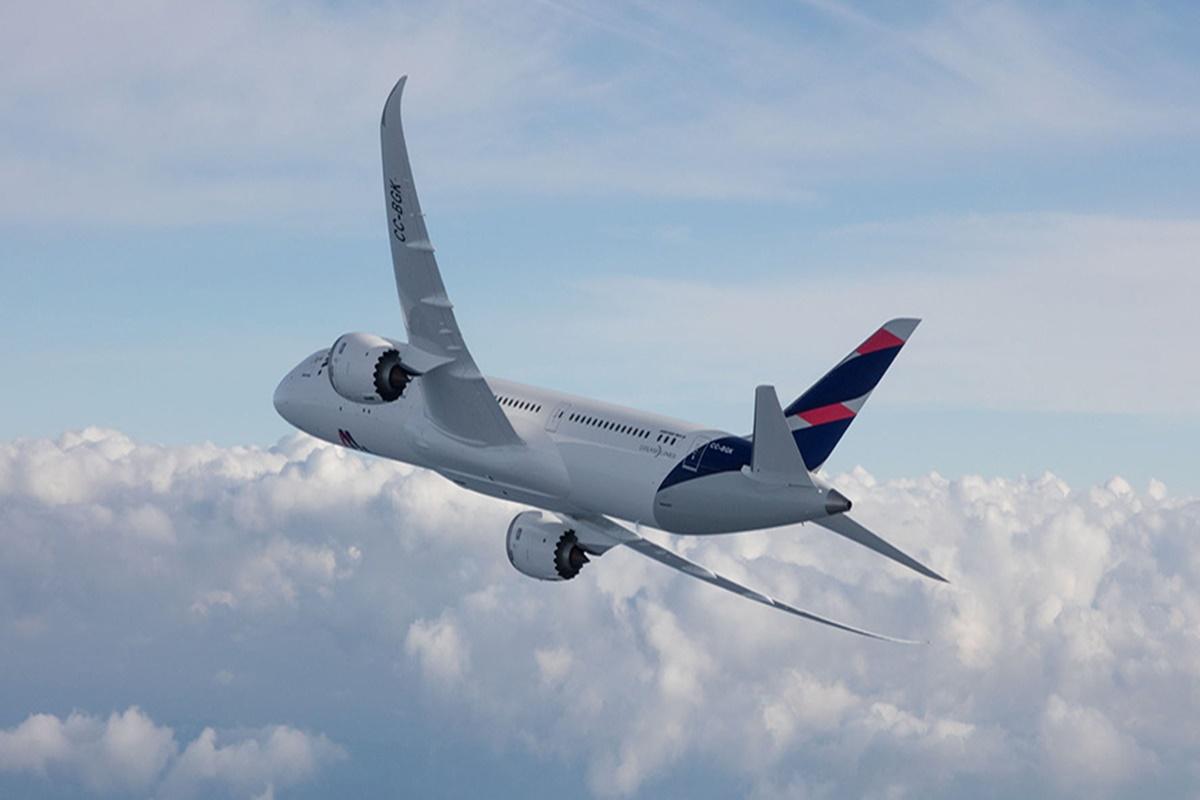 Boeing 787 da Latam