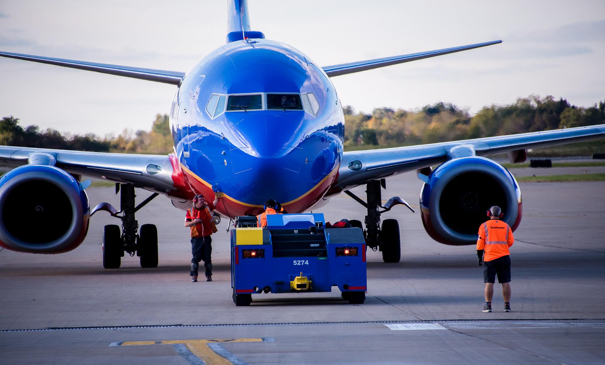 Boeing 737 da Southwest