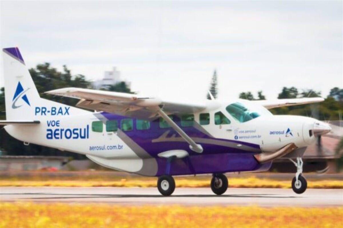 Caravan 208 da Aerosul