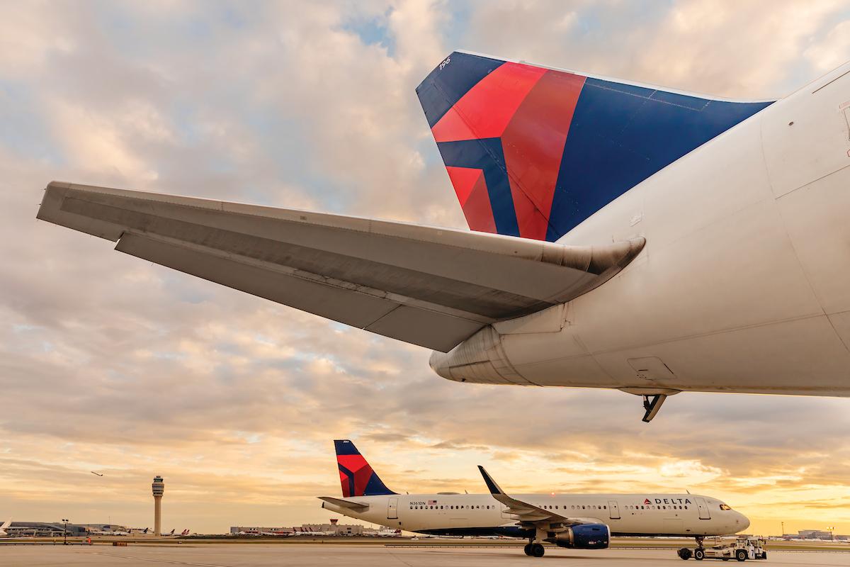 Logo da Delta Air Lines