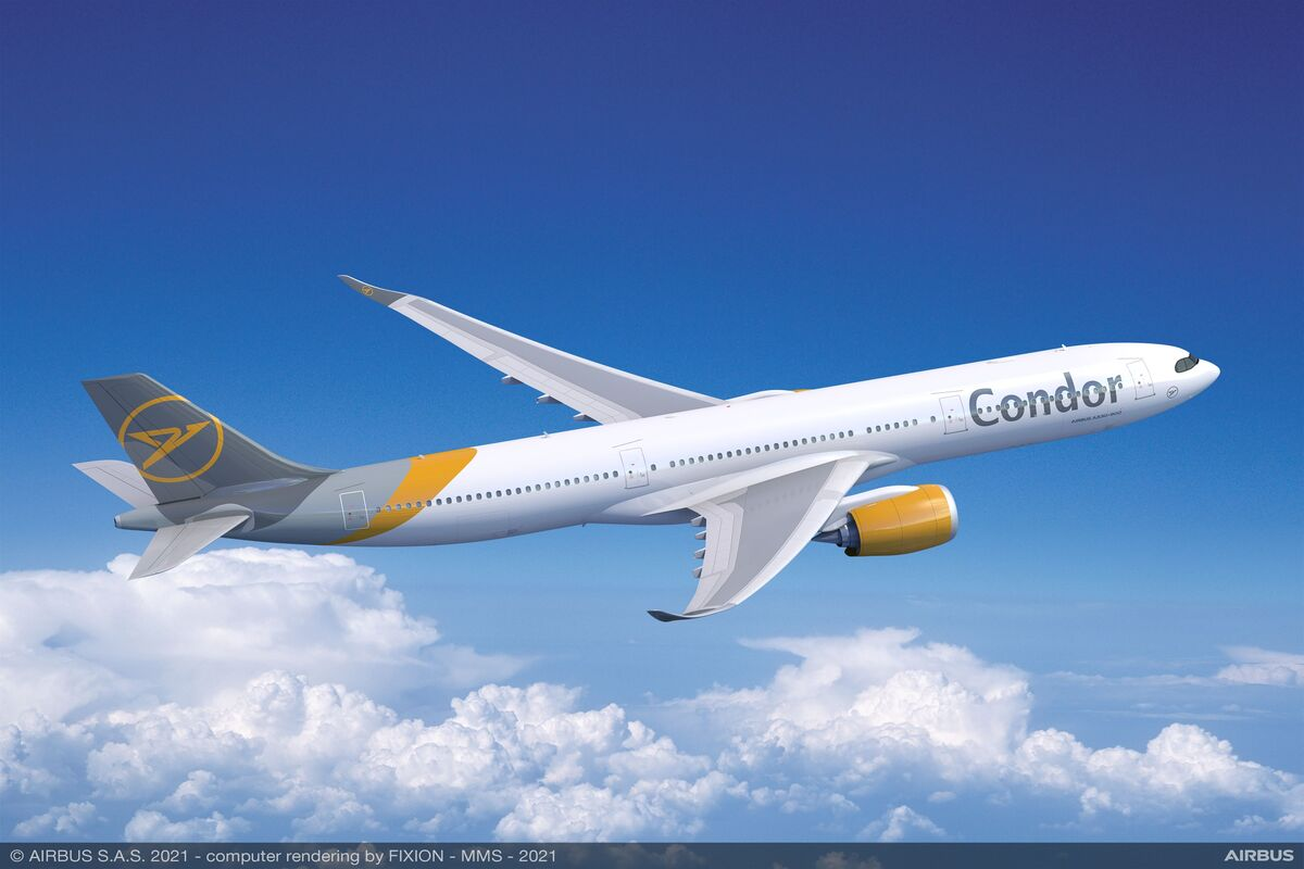 Airbus A330neo da Condor