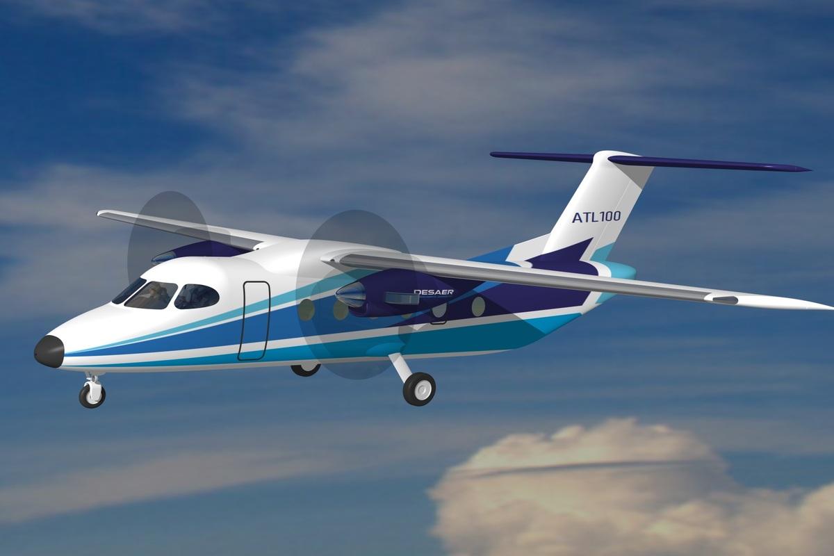 ATL-100 da Desaer