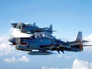 canaFoto: Força Aérea da Colômbia