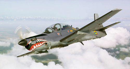 Foto: Força Aérea da Colômbia