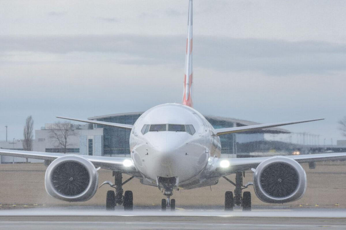 Boeing 737 MAX da Smartwing