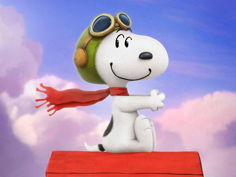 [Internacional] Todos os aviões de Snoopy no cinema Snoopy2