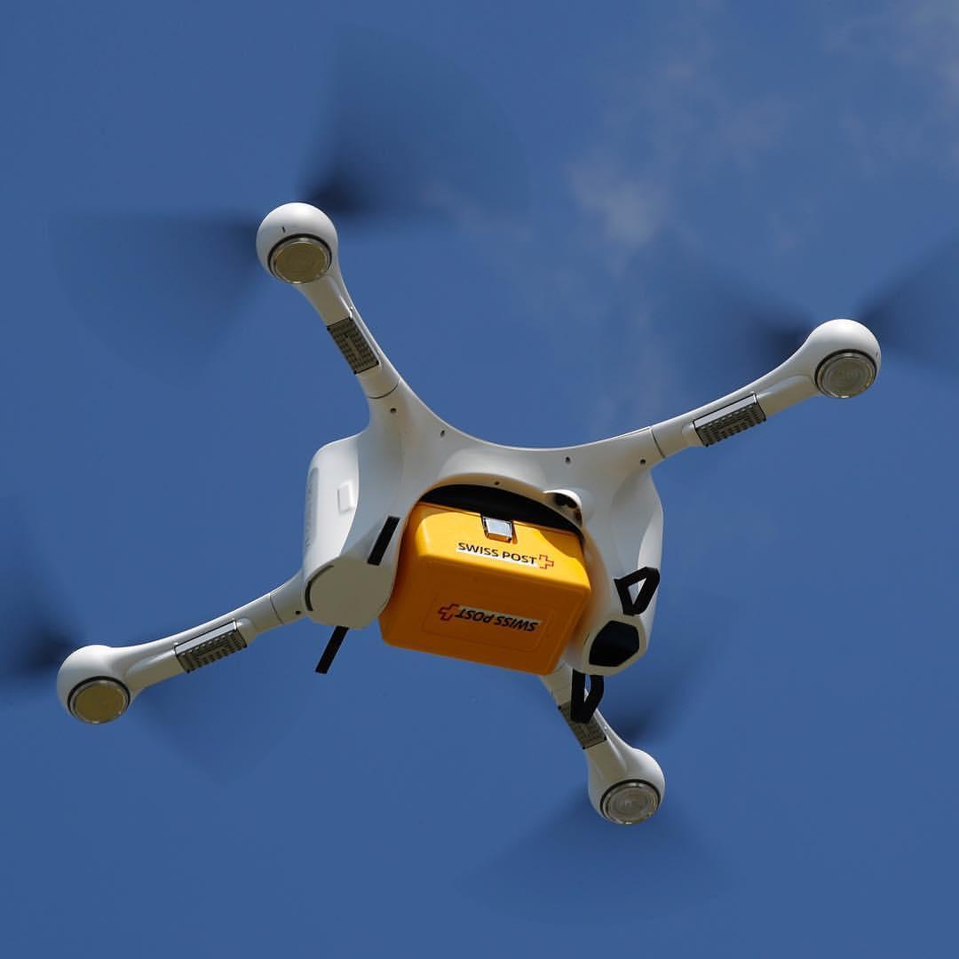 Drones podem auxiliar no clima