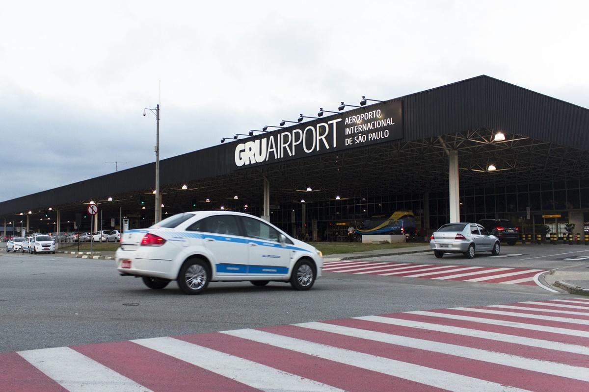 Terminal 1 do aeroporto de Guarulhos