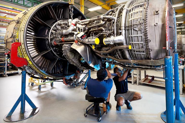 GE Aviation fecha contrato com a Latam