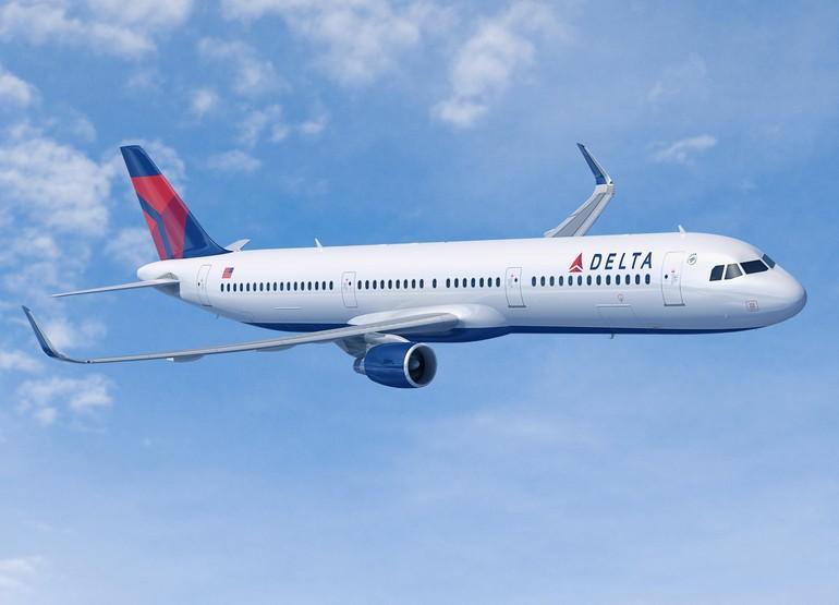 Delta anuncia a encomenda de 40 aeronaves Airbus