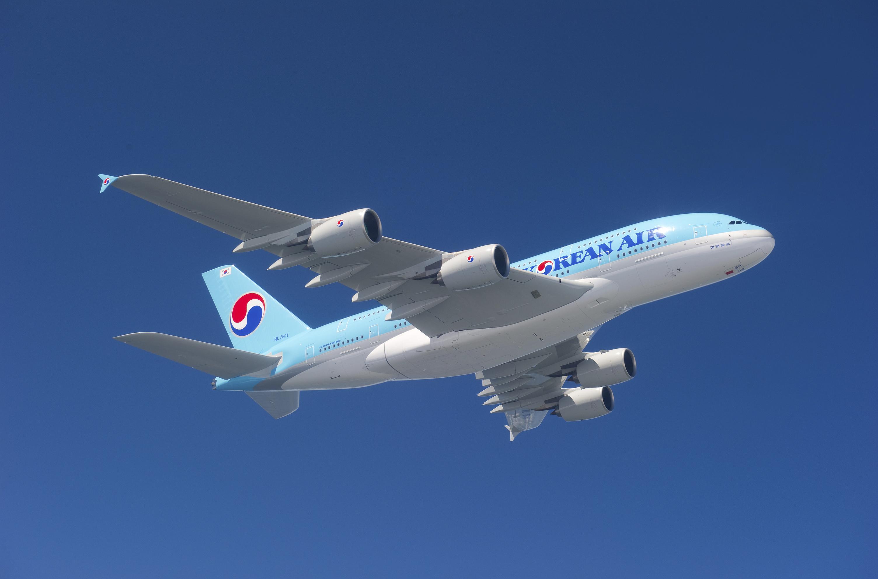 Airbus A380 da Korean Air