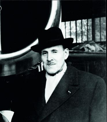Marcel Dassault, em 1951