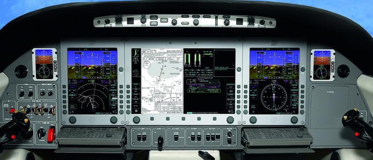 EAI cockpit