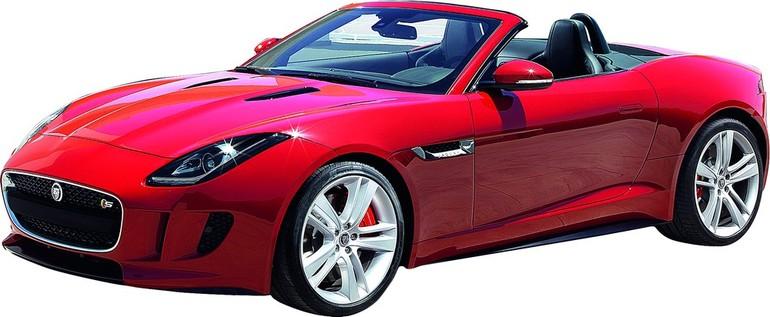 F-Type, da Jaguar
