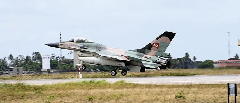 F-16 da Venezuela