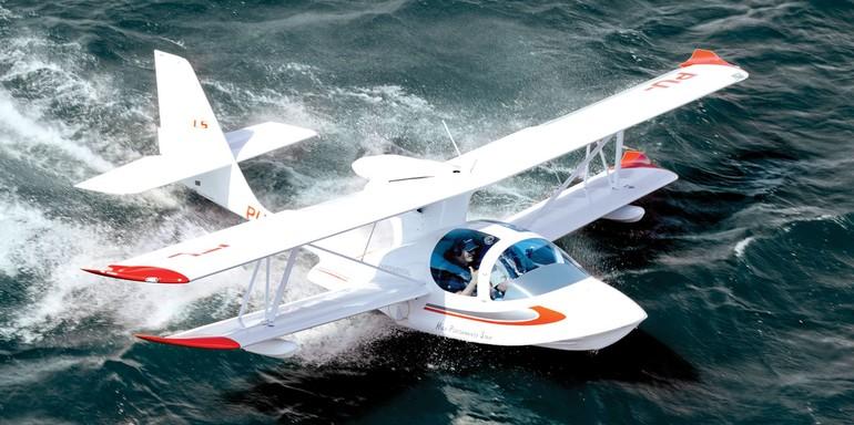 A nova categoria inclui aeronaves utilitárias e de lazer, como o anfíbio Super Petrel