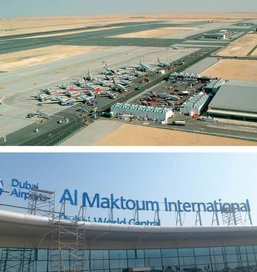 Emirates já anunciou interesse em operar no DWC, que sediou último Dubai Air Show