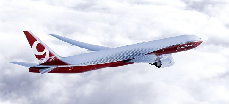 [Internacional] Novo avião da Boeing terá pontas das asas dobráveis 777x-002_big