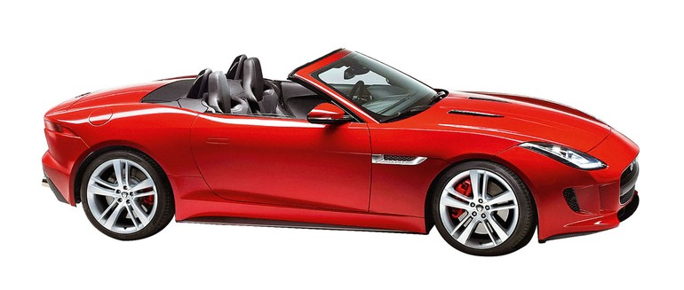 F-TYPE S Jaguar