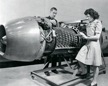 Motor JUMO, no final  da Segunda Guerra