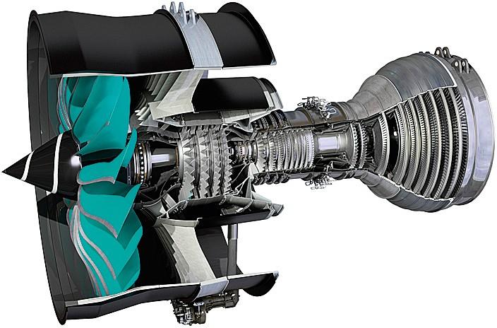 A Rolls-Royce trabalha numa nova família de motores  que será mais eficiente do que os atuais Trent