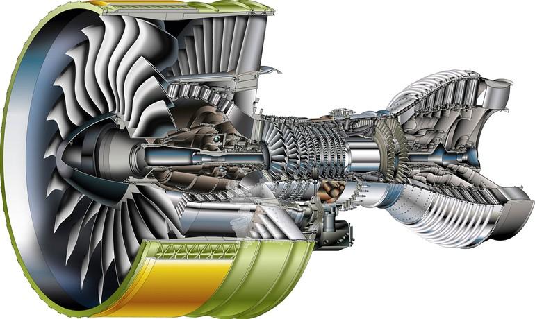 Construído em parceria entre a GE e a P&W, o Engine Alliance GP7200 é o motor com maior potência disponível para o A380