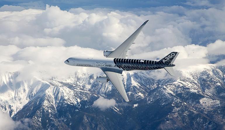 EGTS e novo Airbus A350 com APU