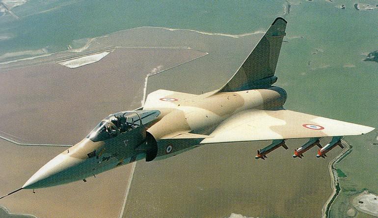 Mirage 4000