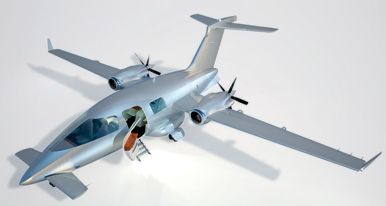 Galaxy Aero GA620
