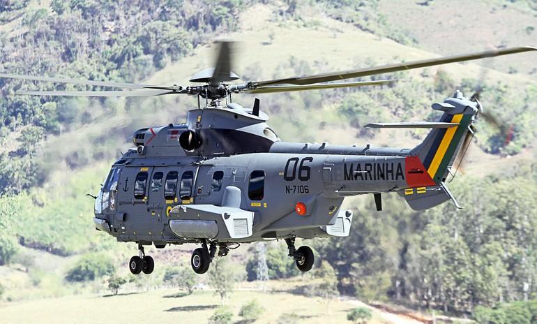 EC725 da Marinha