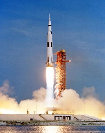 lançamento Apollo 11