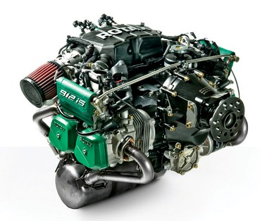 Rotax 912 iS Sport