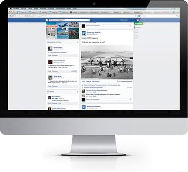 Desafio no Facebook