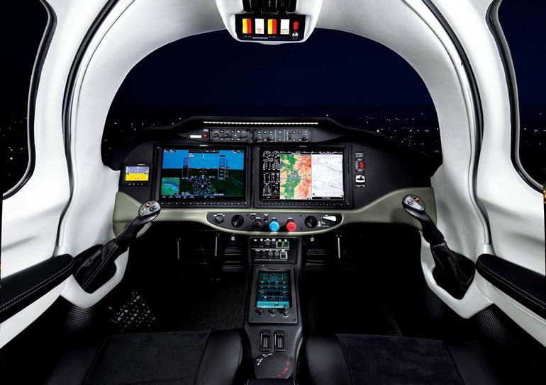 Cessna TTx Cockpit