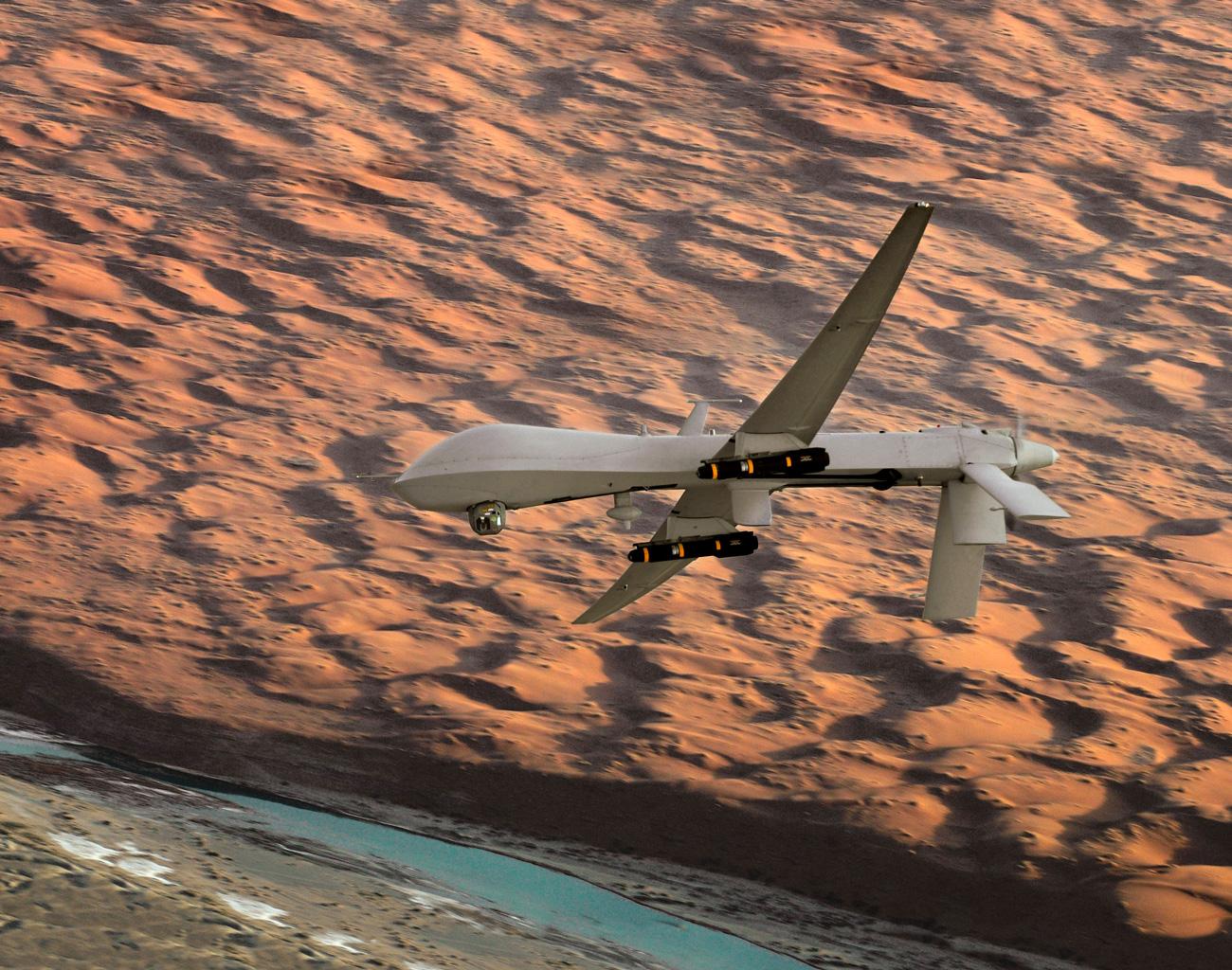 Drone MA-1 predator