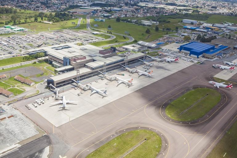 Aeroporto Em Curitiba : Curitiba é o melhor aeroporto do brasil diz a sac · aero